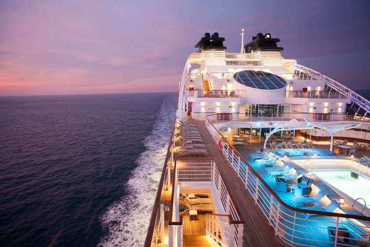Seabourn Holy Land and Arabian Gems