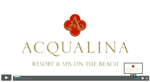 Acqualina Resort Drone Video