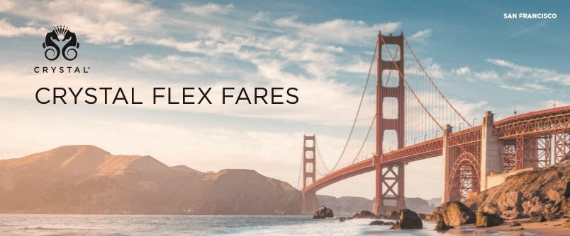 2019 Crystal Flex Fares