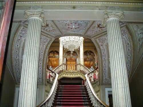 Newport International - Turkey Dolmabahce Palace