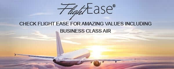 Flight Options: Save Time, Money & Stress When You Book Your Cruise Vacation And Airfare Early With Seabourn Flight Ease®