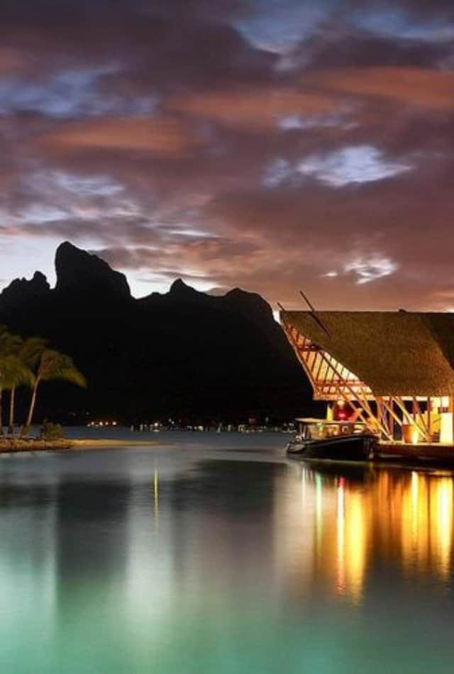 FOUR SEASONS RESORT BORA BORA – 35% OFF