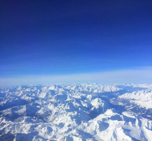 NorthStar Over Alps, to meet Scarlet Lady of Virgin Voyages