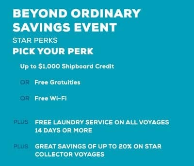WindStar: Beyond Ordinary Savings Event