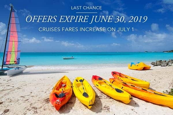Oceania Last Chance Offers
