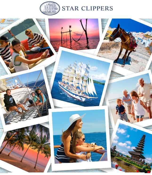 Star Clippers Multi-generational Sailings