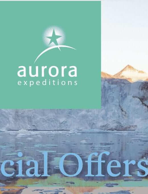 Aurora Expeditions Special Offers