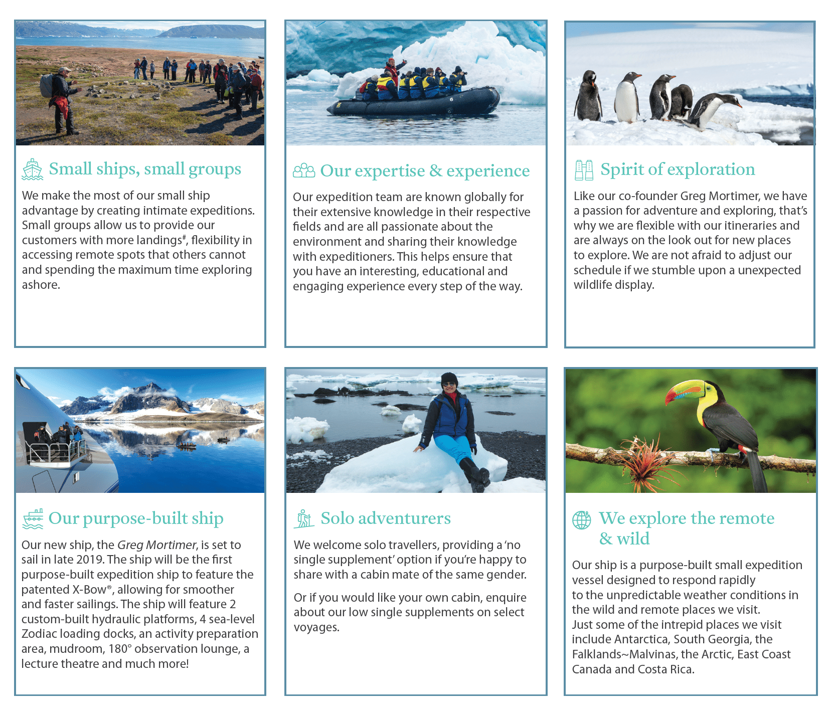 Why choose Aurora Expeditions?