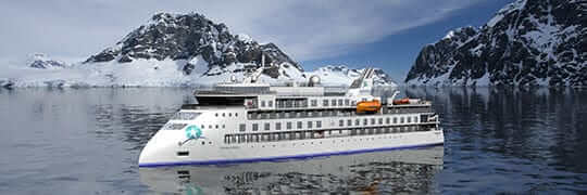Aurora Expeditions - Introducing the Sylvia Earle