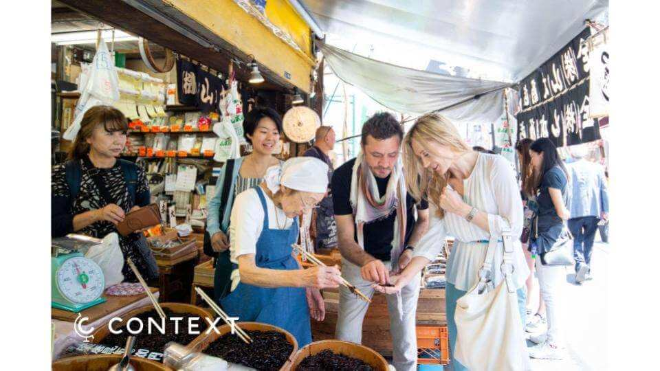 Context Travel - Tasting Foods