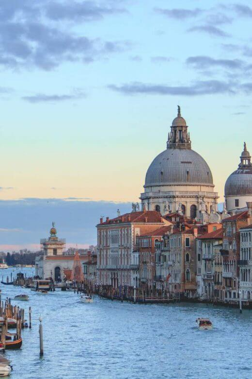 Tour the Churches of Venice Italy