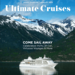 Virtuoso Unlimited Cruises Catalog Cover added benefit of our travel agency