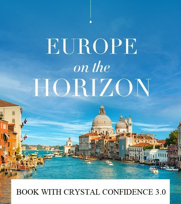 Crystal Cruises - BOOK WITH CRYSTAL CONFIDENCE 3.0