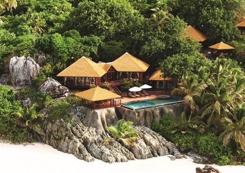 Fregate Island Private in Anse Étoile of Seychelles