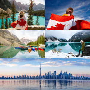 CANADA - passionate about travel