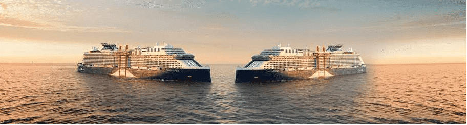 Celebrity Cruises - Header Celebrity Apex Edge Horizontal