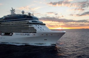 Celebrity Cruises - Celebrity Eclipse Aerial