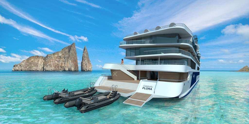 Celebrity Cruises - RCD FLORA marketing DLX