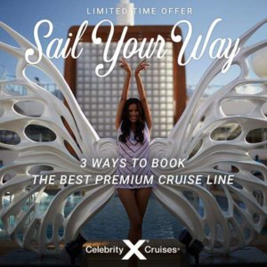 Celebrity Cruises-Unforgettable Getaways