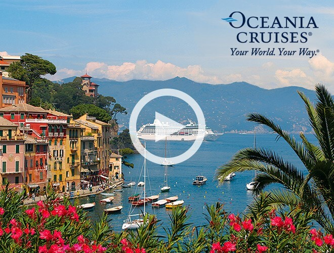 Oceania Cruises - Fall Travel Plans