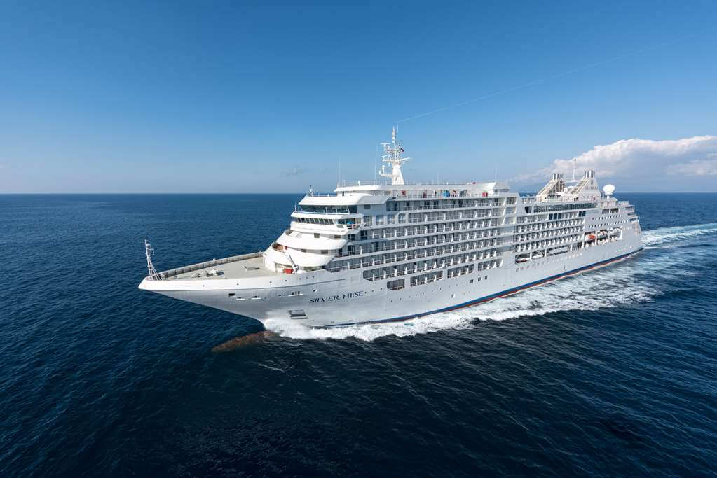 Silversea ocean and expedition cruises - Silver Muse