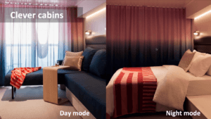 Virgin Voyages - Clever Cabins