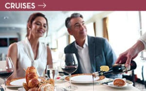taste the world on Virtuoso Cruises