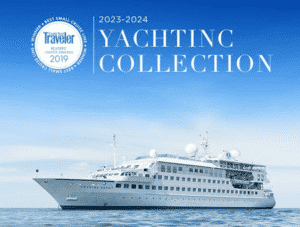 Crystal Yacht Cruises: Crystal Esprit 2023-24 Yachting Collection