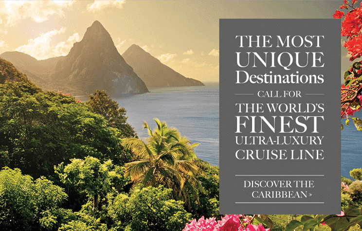 Seabourn Cruises - Caribbean Hidden Harbors - passionate about travel