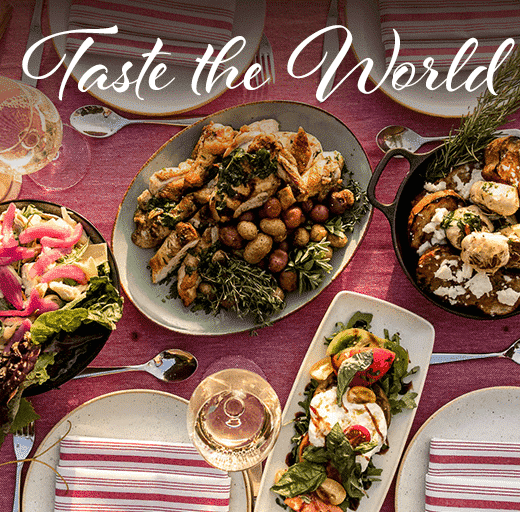 Tastes of the world - Virtuoso