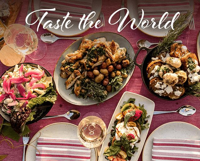 Tastes of the world - Virtuoso