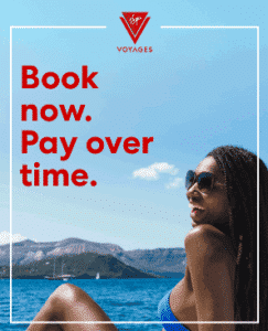 Virgin Voyages - Pay Over Time