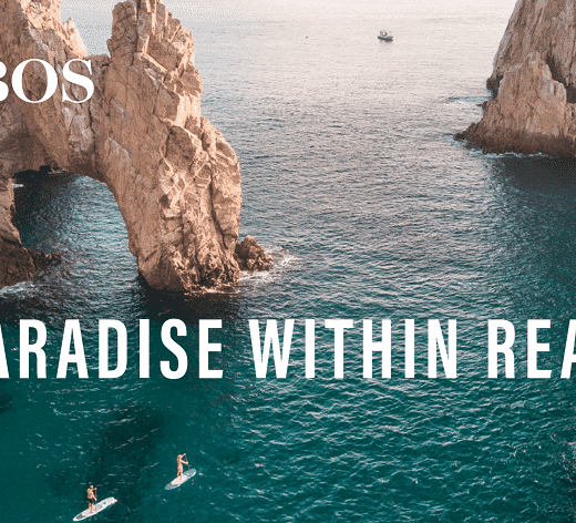 Los Cabos - Paradise within Reach