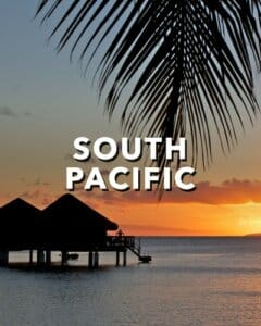 Oceania Cruises - South Pacific