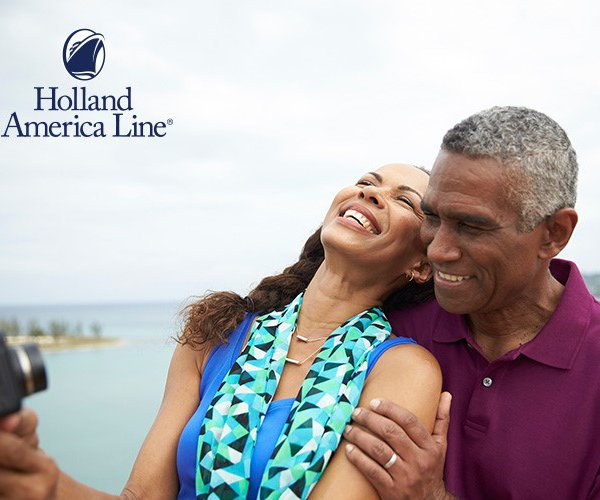 Holland America Line - couple