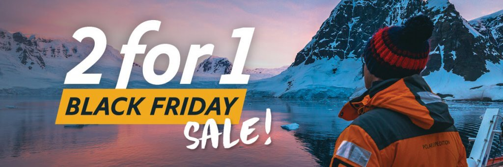 Quark Expeditions 2-for-1 Sale