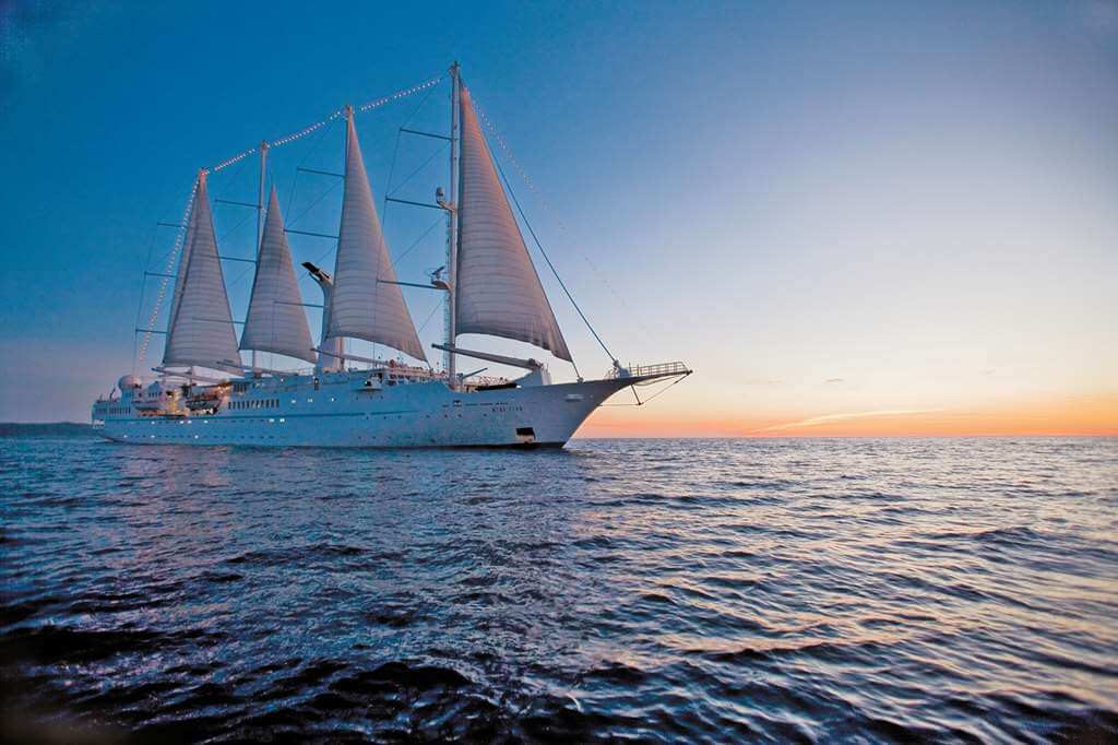 Windstar Cruises - SP ST SEA