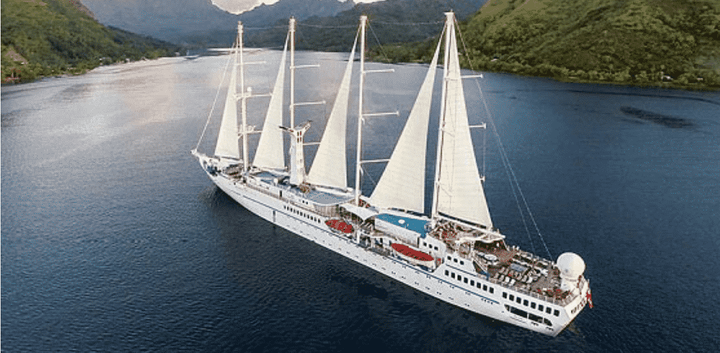 Windstar Cruises - Ship