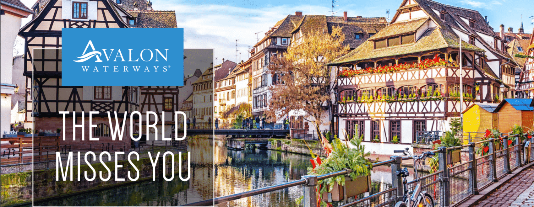 Avalon Waterways - The World Misses You