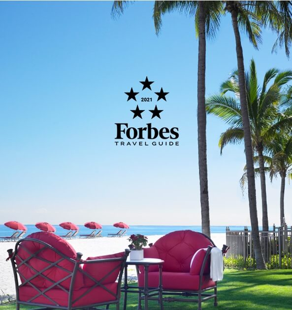 ACQUALINA Resort & Spa on the Beach - 2021 Forbes Travel Guide
