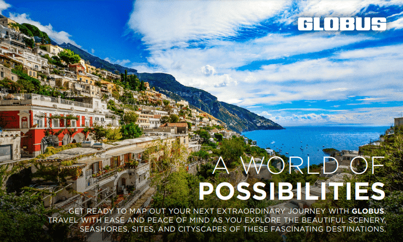 GLOBUS  - A world of Possibilities