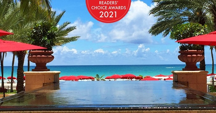 Acqualina Resort and Residences - Vote in Conde Nast Traveler's Readers' Choice Awards