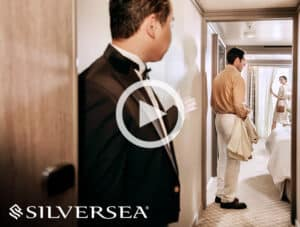 Silversea Cruises - the suite life at sea