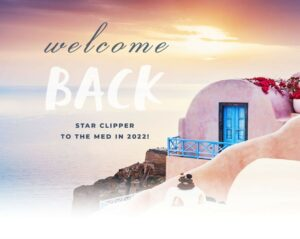 Welcome Back Star Clippers to the MED in 2022