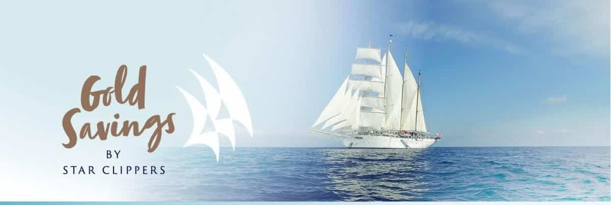 Star Clippers - Gold Savings