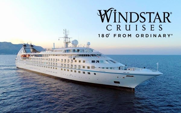 Windstar Cruises - 180 From Ordinary