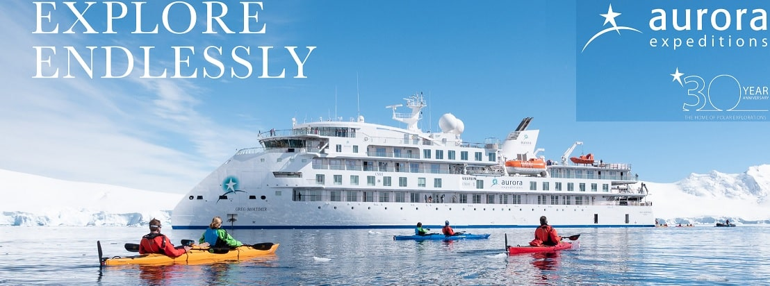 Aurora Expeditions - Explore Endlessly