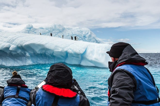 Aurora Expeditions - The ultimate excursion