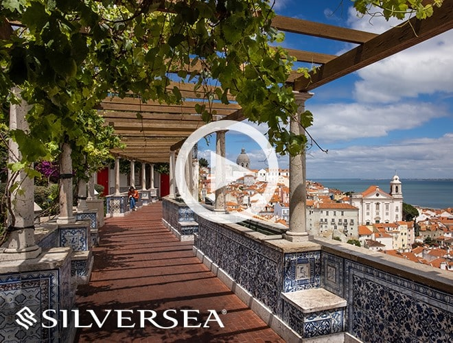 Silversea Cruises - All-inclusive, from your doorstep