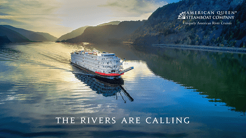 American Queen Steamboat Company - The Rivers Are Calling